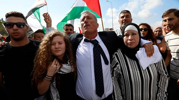 Image: Ahed Tamimi