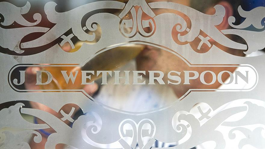 Image: The J.D. Wetherspoon logo