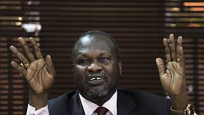 Machar welcomes reappointment as South Sudan Vice President
