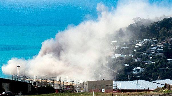 Un terremoto sacude la Isla Sur de Nueva Zelanda