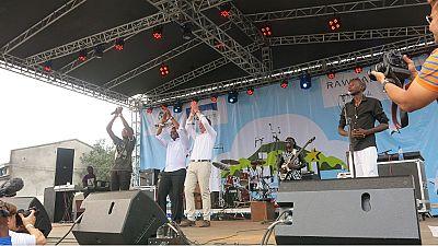 RDC: un festival pour chanter la paix dans les Grands lacs