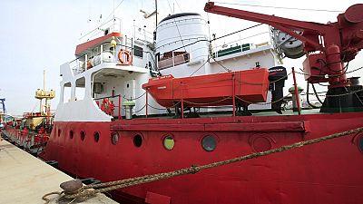 Libye: un pétrolier de contrebande arraisonné vers la base maritime de Tripoli