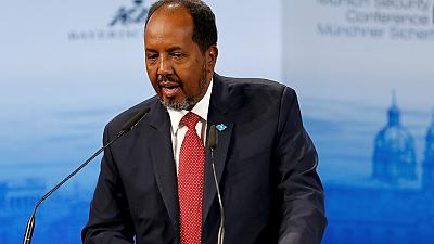 Hassan Sheikh Mohamoud évoque le terrorisme à la conférence de Munich