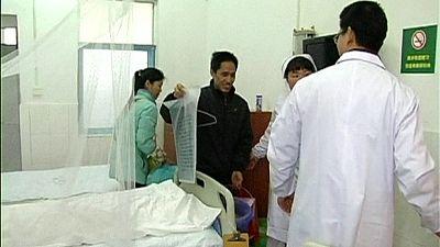 Le premier cas de zika détecté en Chine est sorti de l'hôpital