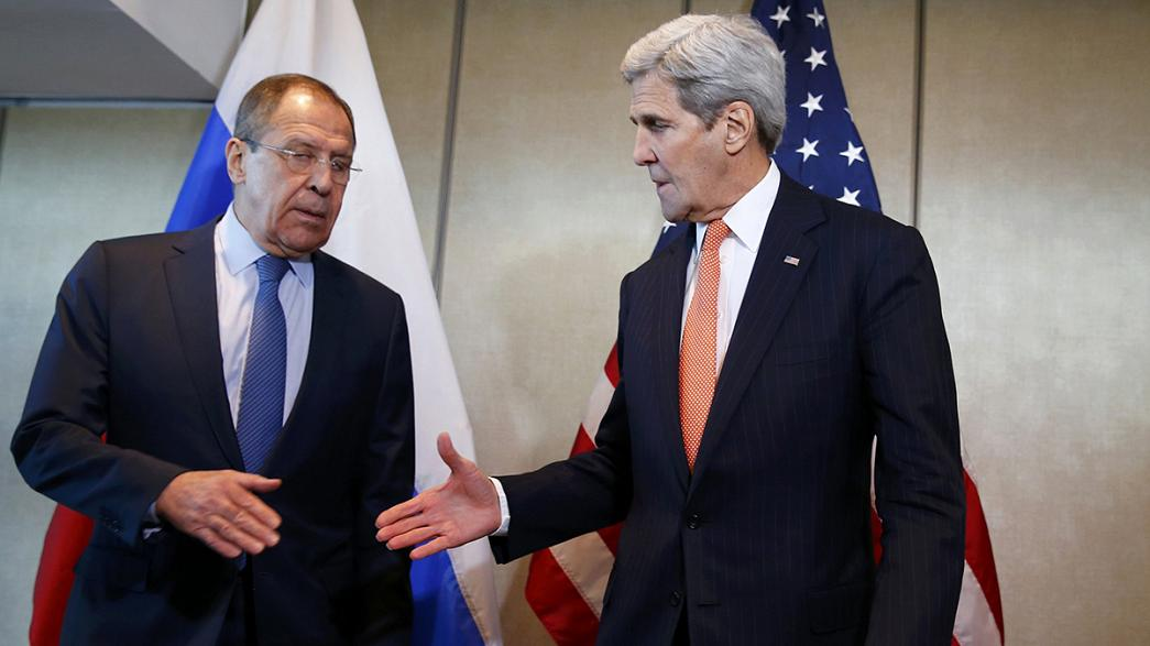 Obama e Putin reforçam cooperação na Síria