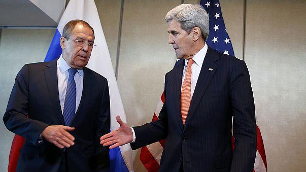 Россия и США обсуждают перемирие в Сирии