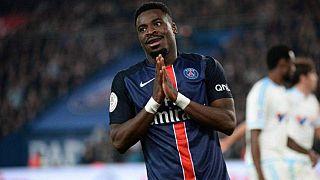 L'Ivoirien Serge Aurier suspendu en club