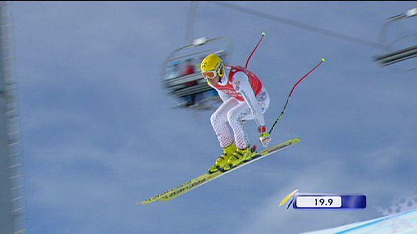 اسکی آلپاین؛ از قهرمانی نوروتر در ژاپن تا لغو مسابقات زنان در سوییس