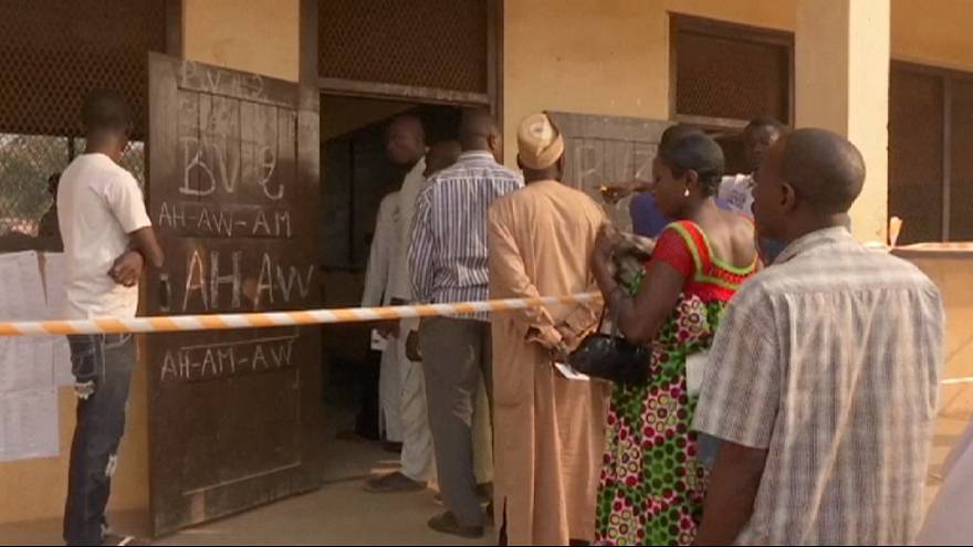 Polls close in Central African Republic presidential run-off vote