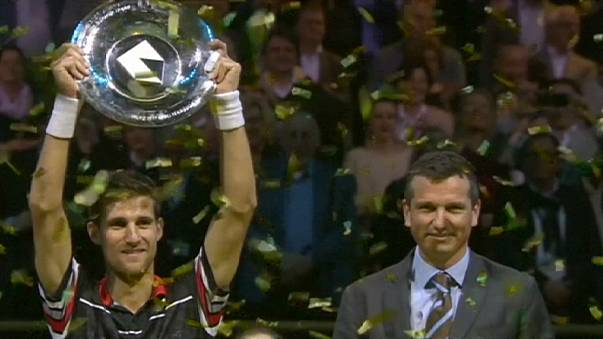 Martin Klizan se proclama vencedor del torneo de Rotterdam