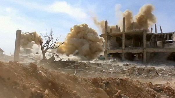 Los combates en Siria elevan las dudas sobre la tregua anunciada por EEUU y Rusia