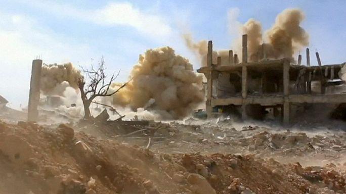 A diplomáciai erőfeszítések dacára csak délibáb a szíriai béke
