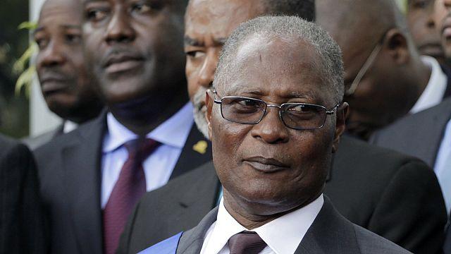 Haiti swears in provisional president