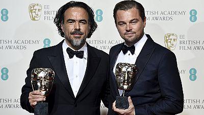"""The Revenant"" mit Leonardo DiCaprio räumt bei BAFTA-Filmpreisen ab"