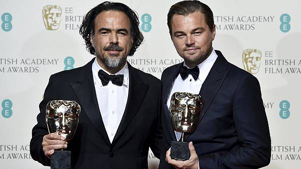 """The Revenant"" triunfa nos BAFTA"