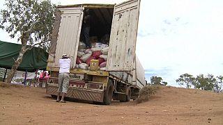 Un million de personnes menacées par la faim à Madagascar