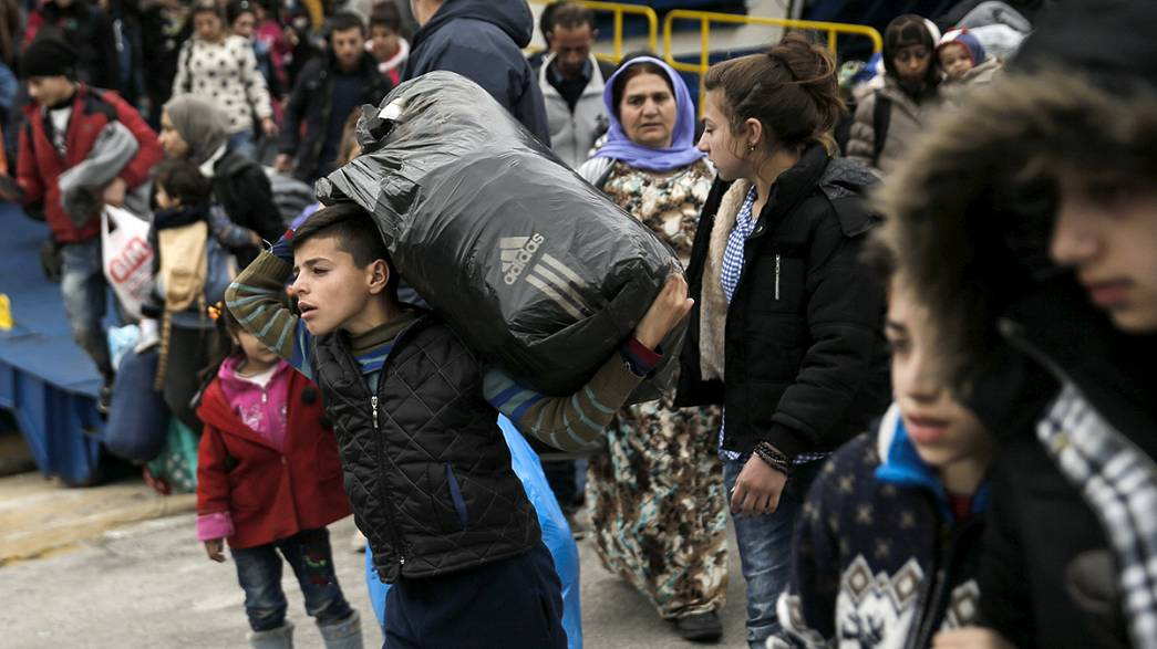 Über 80.000 neue Flüchtlinge - wird jetzt stärker abgeriegelt?
