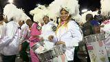 Рио-де-Жанейро прощается с карнавалом-2016