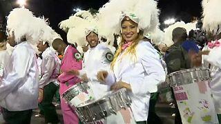 Clap de fin au Carnaval de Rio