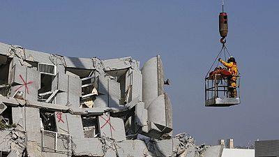 Taiwan: Dangerous buildings identified after earthquake