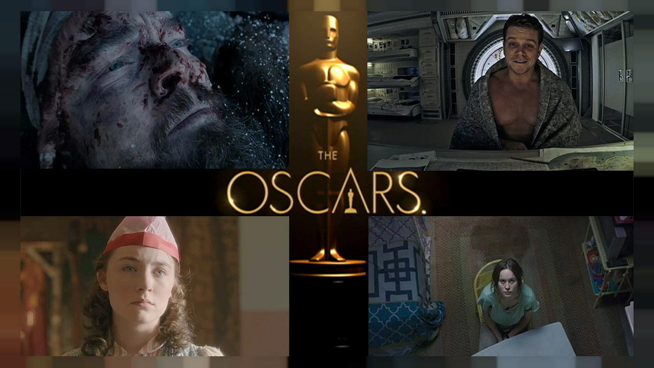 Όσκαρ Καλύτερης Ταινίας: «Η Επιστροφή», «Η Διάσωση», «Room» & «Brooklyn»