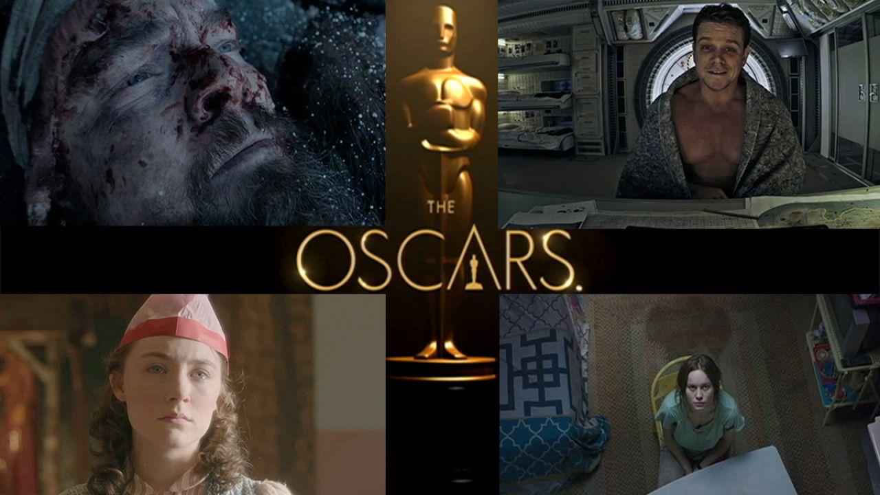 I sopravvissuti in gara agli Oscar