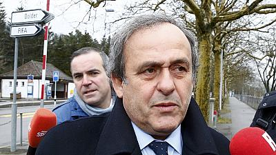 Michel Platini's eight-year ban appeal hearing starts in Zurich