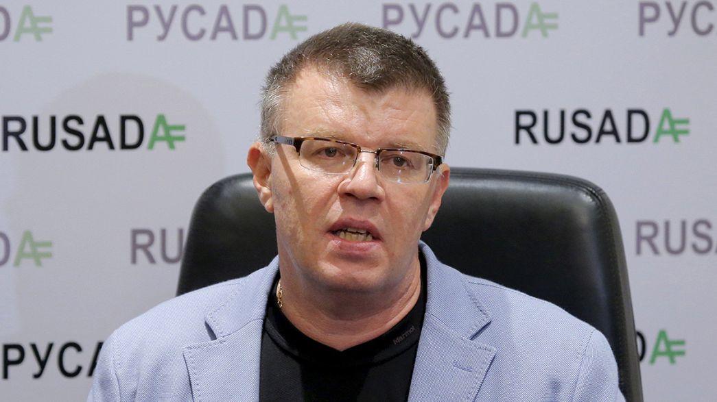 Rússia: Chefe da agência anti-doping falece antes de investigação internacional