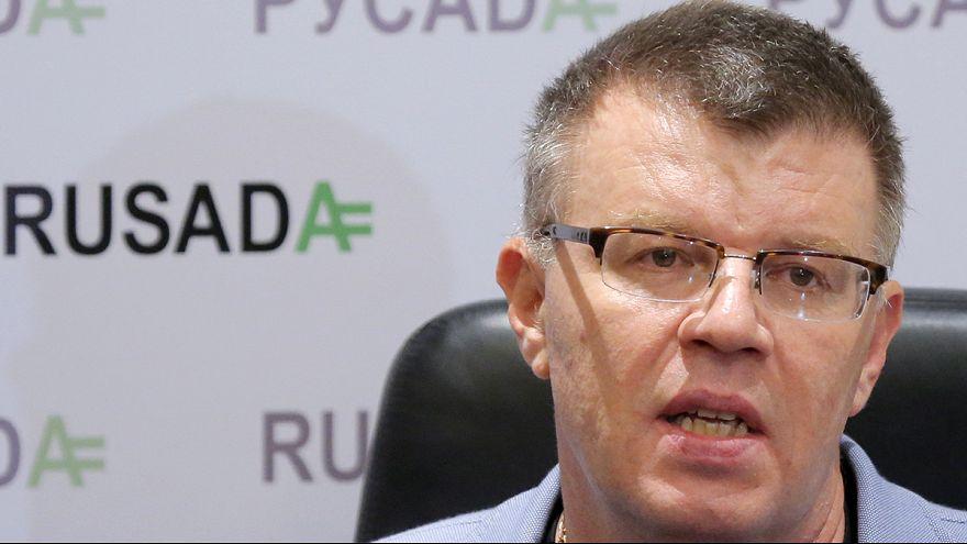 Former Russian anti-doping agency head Nikita Kamayev dies