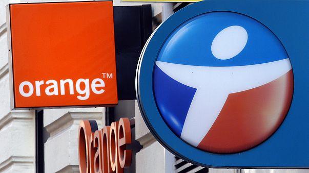 Франция: Orange собирается поглотить Bouygues Telecom