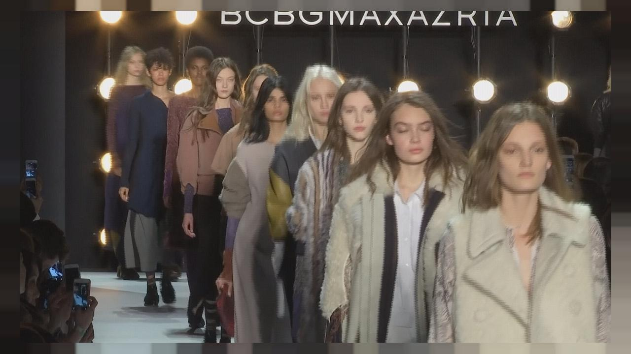 Fashion Week de New York : au tour de Max Azria et Adam Selman