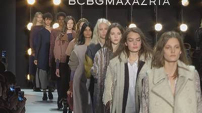 BCBG Max Azria collection inspired by David Bowie through the ages