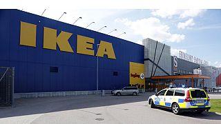 IKEA обвиняется в уходе от налогов