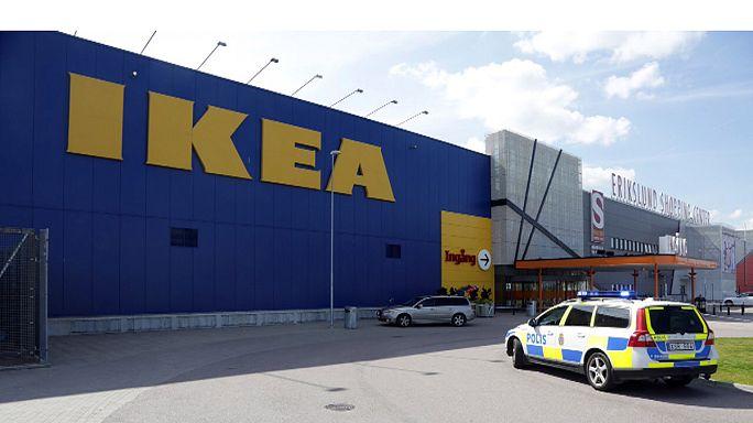 Ikea acusada de enganar fisco na Europa