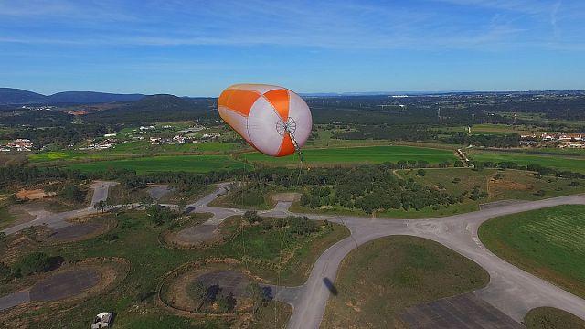 Энергия с неба: новое устройство работает с воздушными потоками