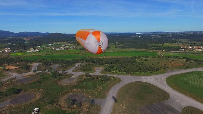 Zöldenergiát termel a drónként is hasznosítható légi eszköz
