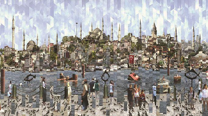Ankara'dan İstanbul'a artistik çalım: ARTANKARA Uluslararası Sanat Fuarı