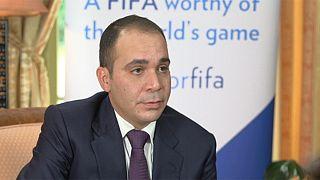 Elezioni FIFA: Ali bin al Hussein intende fare pulizia nell'organizzazione