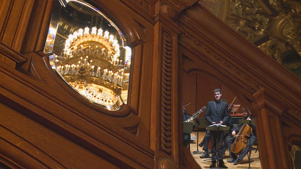 "Händels ""Alcina"" mit Philippe Jaroussky"