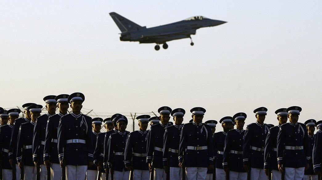Saudische Kampfjets und Bodentruppen - Syrien droht ein Flächenbrand