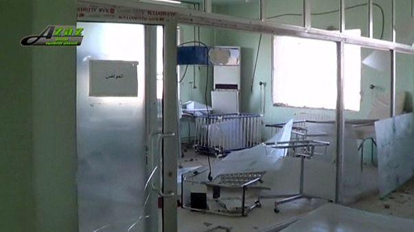 """""""Suriye'de sağlık çalışanları da hedefte"""""""
