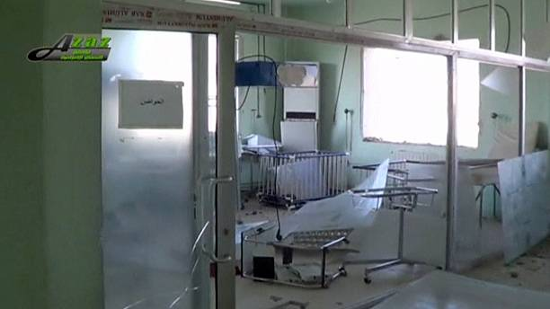 Idlib hospital attack apparently deliberate, says MSF president