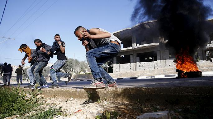 Violence escalates in Israel and West Bank