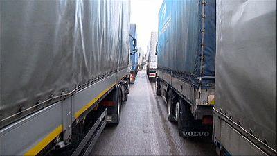 Polonia y Ucrania cortan el paso hacia la UE a los camiones rusos