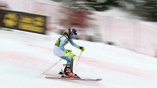 Αλπικό Σκι: Η μεγάλη επιστροφή της Μικαέλα Σίφριν