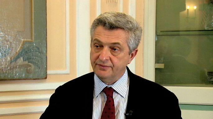 Filippo Grandi: 'AB misafirperverlik geleneğini sürdürmeli'