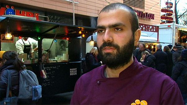 Германия: удастся ли сирийским беженцам найти работу?
