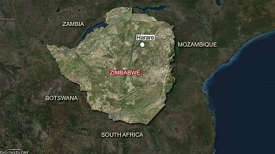 US plane with a dead body and cash grounded in Zimbabwe