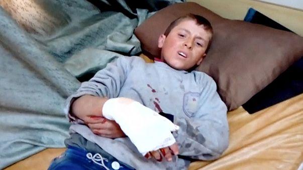 Türkei macht Russland für Angriff auf Kinderkrankenhaus von Azaz verantwortlich