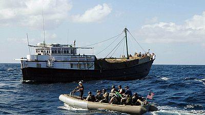Lutte contre la piraterie dans le golf de Guinée en marche